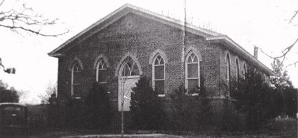 Rives Chapel Baptist (1921)