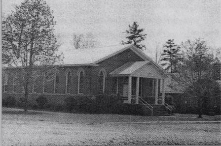 Rives Chapel Baptist (circa 1958)